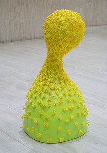john monti,  sculpture,  art, color, plastic sculpture
